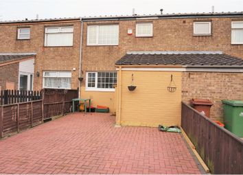 Thumbnail 3 bed terraced house for sale in Columbus Way, Grimsby