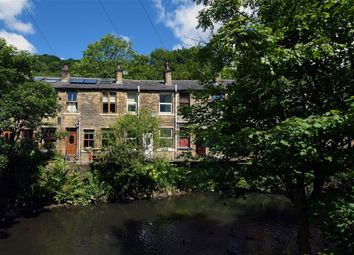 Thumbnail 1 bed terraced house to rent in Charlestown, Hebden Bridge