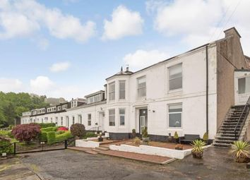 Thumbnail 3 bedroom flat for sale in Ashton Terrace, Gourock, Inverclyde