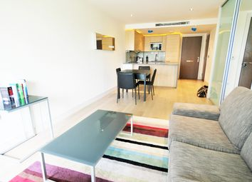 Thumbnail 1 bed flat for sale in Octavia House, Imperial Wharf, London