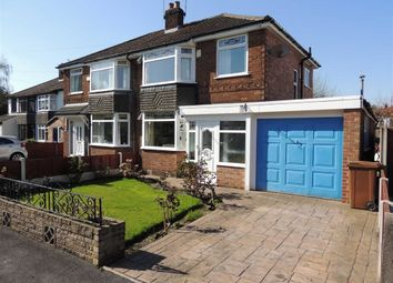 Thumbnail 3 bed semi-detached house for sale in Forbes Close, Offerton, Stockport