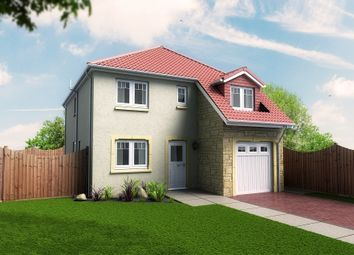 Thumbnail 5 bedroom detached house for sale in The Japonica, Off Cupar Road, Leven, Fife