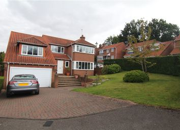 Thumbnail 5 bed detached house for sale in Ferens Park, Durham, Durham