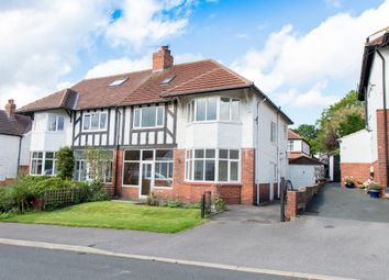 Thumbnail 4 bed semi-detached house to rent in Moor Park Avenue, Headingley, Leeds
