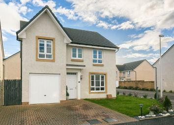 Thumbnail 4 bed detached house for sale in 6 Lang Drive, Bathgate, West Lothian