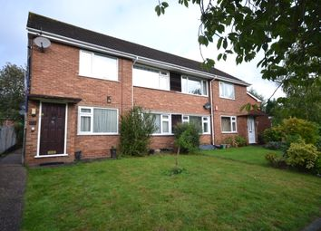 Thumbnail 2 bed flat for sale in Atherstone Road, Trentham, Stoke-On-Trent