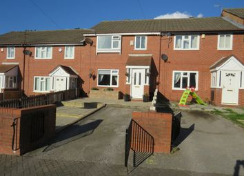 Thumbnail 2 bed terraced house for sale in Hillview Court, Prenton