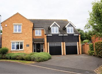 Thumbnail 5 bed detached house for sale in Maple Close, Bedford