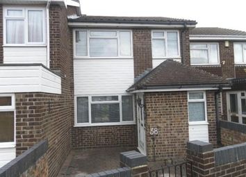 Thumbnail 3 bed terraced house to rent in Lime Grove, Cosham, Portsmouth