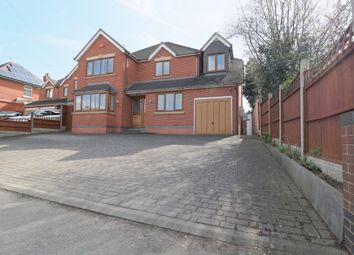 Thumbnail 5 bed detached house for sale in Hinckley Road, Walsgrave On Sowe, Coventry