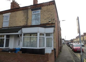 Thumbnail 3 bed end terrace house to rent in Albert Avenue, Hull, East Yorkshire