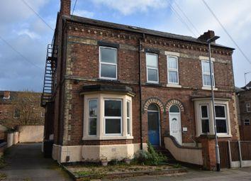 Thumbnail 2 bedroom flat for sale in Laburnum Grove, Beeston, Nottingham