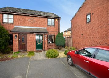 Thumbnail 2 bedroom semi-detached house for sale in Striding Edge Close, Long Eaton, Nottingham