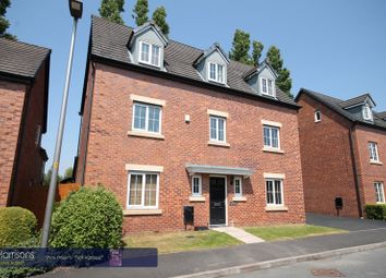 Thumbnail 5 bedroom detached house for sale in Northcroft, Atherton, Manchester, Greater Manchester.