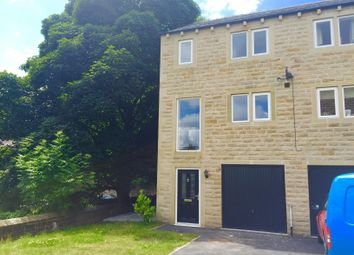 Thumbnail 4 bed town house to rent in Holden View, Oakworth, Keighley