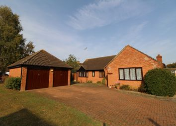 Thumbnail 3 bedroom detached bungalow for sale in Woodview Close, Colchester
