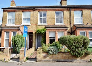 Thumbnail 3 bed terraced house for sale in Holly Road, Hampton Hill