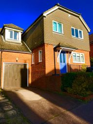 Thumbnail 4 bed detached house to rent in Richmond Way, East Grinstead, West Sussex