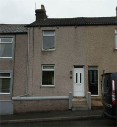 Thumbnail 2 bed terraced house for sale in Ellen Villa, Maryport, Cumbria