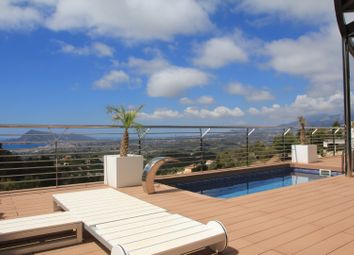 Thumbnail 4 bed villa for sale in Sierra Bernia, Altea, Alicante.