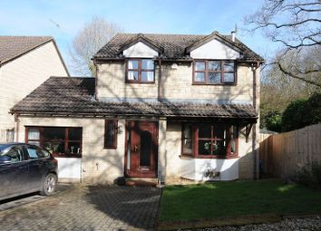 Thumbnail 4 bed detached house for sale in Burchill Close, Clutton, Bristol