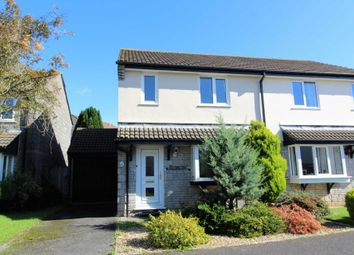 Thumbnail 3 bed property for sale in Amble Road, Callington