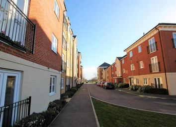Thumbnail 2 bed flat for sale in Dodd Road, Watford, Herts