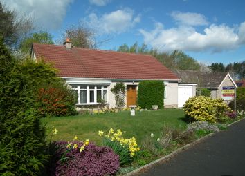 Thumbnail 3 bed detached bungalow for sale in Lennel Mount, Coldstream