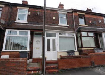 Thumbnail 2 bed terraced house for sale in Gordon Street, Burslem