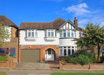 Thumbnail 4 bed detached house for sale in Pine Gardens, Berrylands, Surbiton