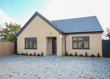 Thumbnail 3 bed detached bungalow for sale in Westfield Road, Great Shelford, Cambridge