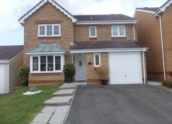 Thumbnail 4 bedroom property for sale in Clos Bryn Haul, Llwynhendy, Llanelli
