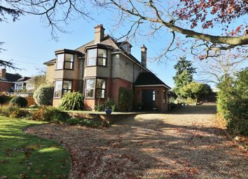Thumbnail 4 bed detached house for sale in Satchell Lane, Hamble, Southampton