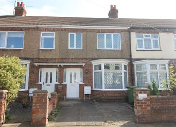 Thumbnail 3 bed terraced house for sale in Corinthian Avenue, Grimsby