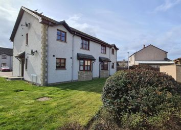 Thumbnail 2 bed flat for sale in Ewing Gardens, Lossiemouth
