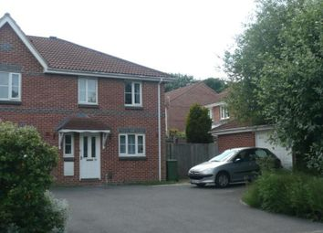 Thumbnail 3 bed property to rent in Saffron Way, Whiteley, Fareham