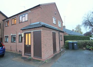 Thumbnail 3 bed flat for sale in Lodge Road, Stratford-Upon-Avon