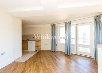 Thumbnail 2 bed flat for sale in Aston Court, 64 Queens Drive, London