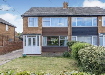 Thumbnail 3 bedroom semi-detached house for sale in Highbury Crescent, Bessacarr, Doncaster