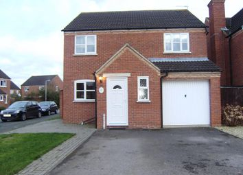 Thumbnail 4 bed detached house to rent in Didcot, Oxfordshire