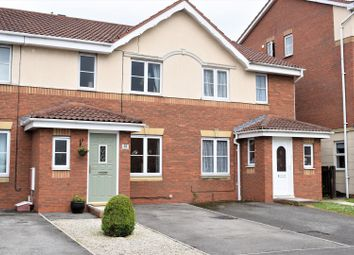 Thumbnail 3 bed terraced house for sale in Swift Drive, Scawby Brook, Brigg