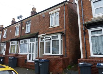 Thumbnail 2 bed end terrace house for sale in Markby Road, Hockley, Birmingham