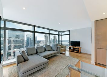 Thumbnail 2 bed flat to rent in East Tower, Pan Peninsula Square, Canary Wharf