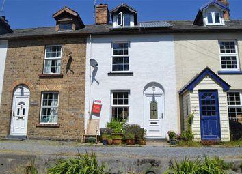 Thumbnail 3 bed terraced house for sale in 16, Van Terrace, Y Fan, Llanidloes, Powys