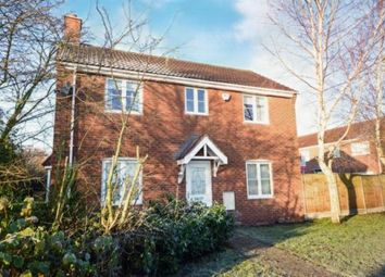 Thumbnail 3 bed detached house for sale in Elder Close, Witham St. Hughs, Lincoln, Lincolnshire