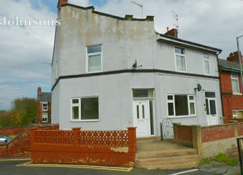 Thumbnail 3 bed flat for sale in Norton Common Road, Norton, Doncaster.