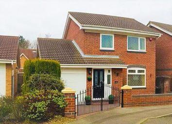 Thumbnail 3 bed detached house for sale in The Cornfields, Hebburn
