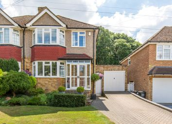 Thumbnail 3 bed property for sale in Croham Valley Road, Selsdon, South Croydon
