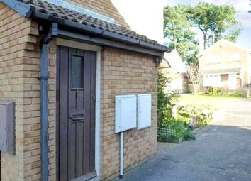Thumbnail 1 bed terraced house for sale in Lambourne Road, West End, Southampton