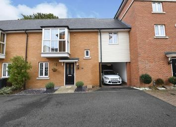 Thumbnail 3 bed semi-detached house for sale in Chelmsford, Essex, .